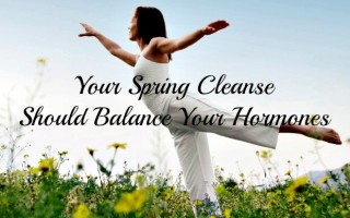 Cleansing and Your Hormones (Choosing the right cleanse for YOU)
