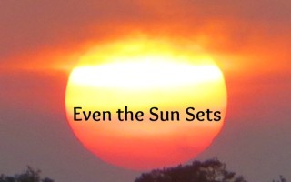 """Don't let the Sun go down on me"" ~ Honoring the Divine Masculine"