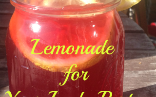 Lemonade for Your Lady Parts